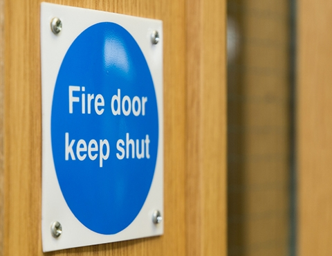 Rejus to Bring Fire Doors up to Current British Standard for SIG