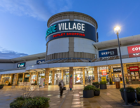 Congratulations to Doncaster's Lakeside Shopping Centre for 25 Year Anniversary